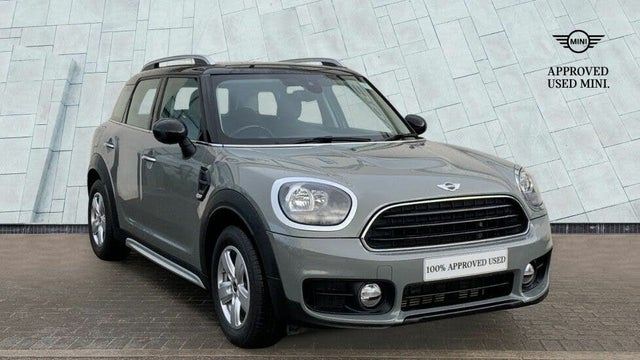 2018 MINI Countryman 1.5 Cooper (s/s) (67 reg)