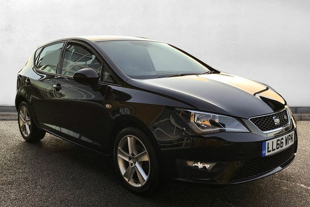 2016 Seat Ibiza 1.2 TSI FR Technology (90ps) Hatchback 5d (66 reg)