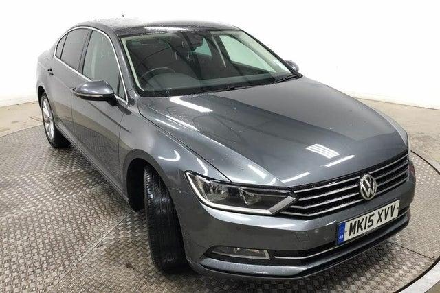 2015 Volkswagen Passat 1.6TDI SE Business (BMT) Saloon 4d (15 reg)