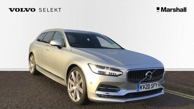 2020 Volvo V90 2.0 T5 Inscription Plus (20 reg)