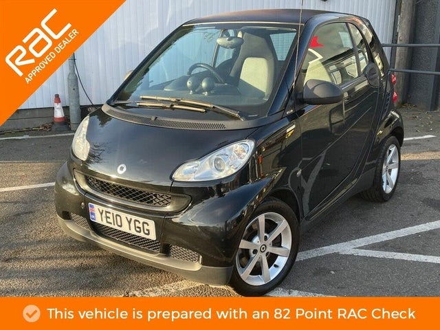 2010 Smart fortwo 1.0 Pulse (71bhp) Coupe (10 reg)