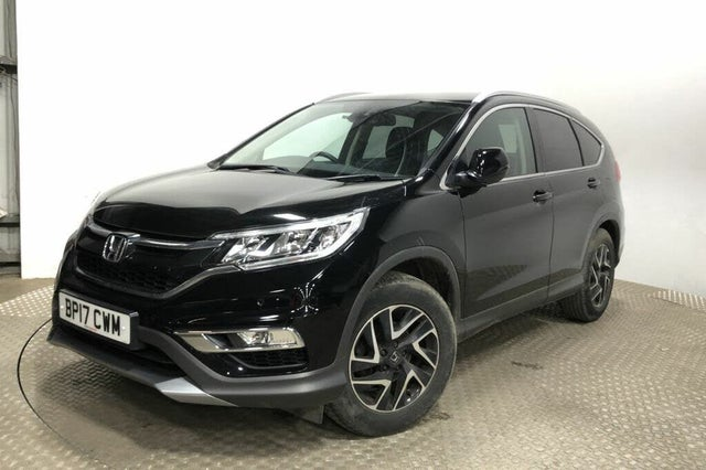 2017 Honda CR-V 1.6i-DTEC SE Plus (120ps) (2wd)(s/s) (17 reg)