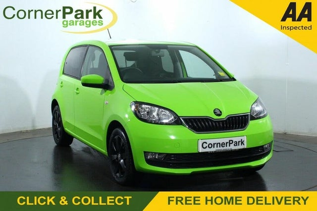2018 Skoda Citigo 1.0 Colour Edition 5d (18 reg)