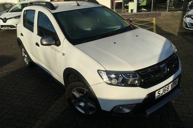 2018 Dacia Sandero Stepway 0.9 TCe Comfort (68 reg)