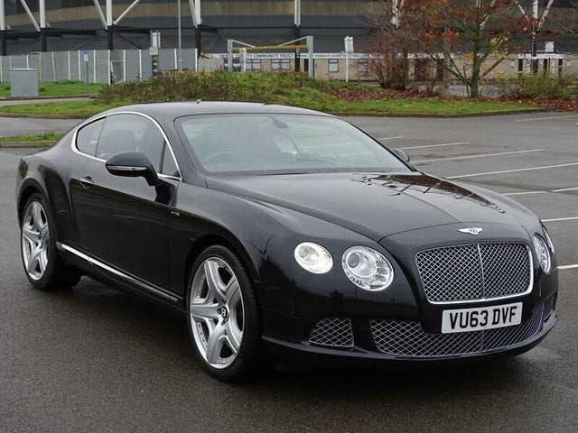2013 Bentley Continental (63 reg)