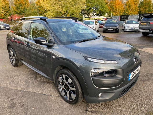 2016 Citroen C4 Cactus 1.6BlueHDi Flair Edition (66 reg)