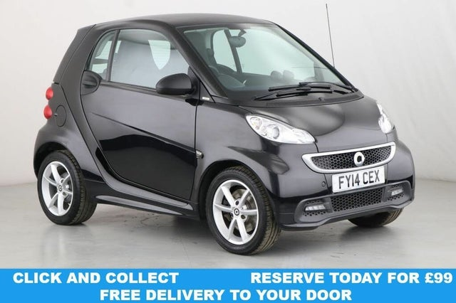 2014 Smart fortwo 1.0 Edition 21 Coupe (14 reg)