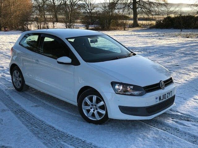 2010 Volkswagen Polo 1.2 SE (60ps) 3d (10 reg)