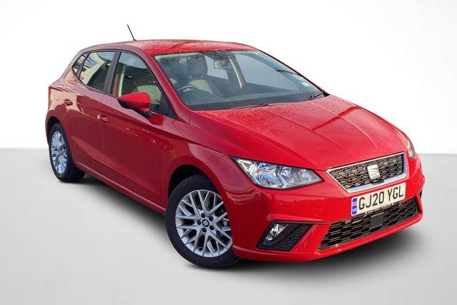 2020 Seat Ibiza 1.0 TSI SE Technology (20 reg)