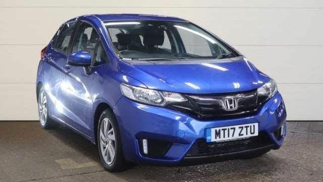 2017 Honda Jazz 1.3 i-VTEC SE Navi CVT (17 reg)