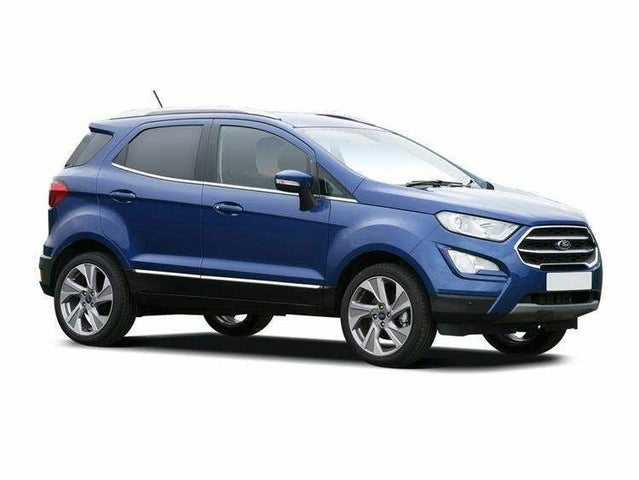 2020 Ford EcoSport 1.0T ST-Line (140ps) (20 reg)