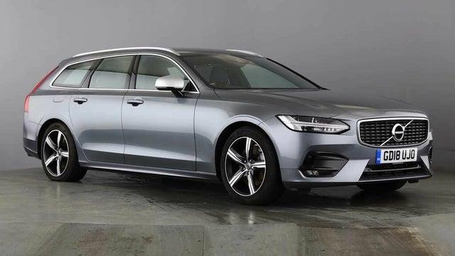 2018 Volvo V90 2.0TD T4 R-Design (18 reg)