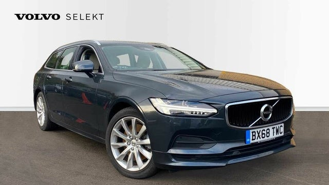 2018 Volvo V90 2.0TD T4 Momentum (68 reg)