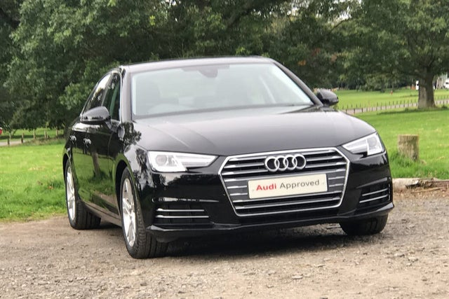 2019 Audi A4 2.0TDI ultra SE (19 reg)