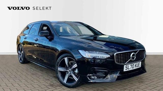2020 Volvo V90 2.0 T4 R-Design Plus (70 reg)