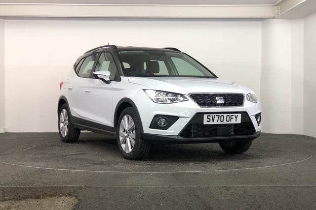 2020 Seat Arona 1.0 TSI SE Technology (95ps) (70 reg)