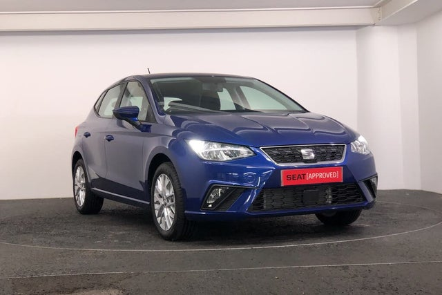 2020 Seat Ibiza 1.0 TSI SE Technology (70 reg)