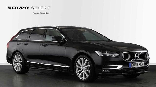2019 Volvo V90 2.0TD D4 Inscription Plus (69 reg)