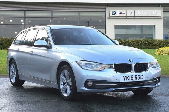 2018 BMW 3 Series (18 reg)