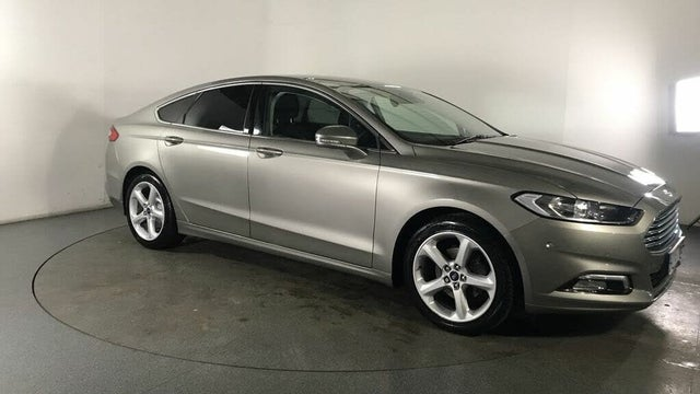 2017 Ford Mondeo (67 reg)