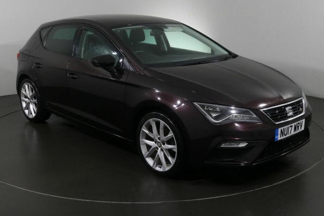 2017 Seat Leon 2.0TDI FR Technology (150ps) Hatchback 5d (17 reg)
