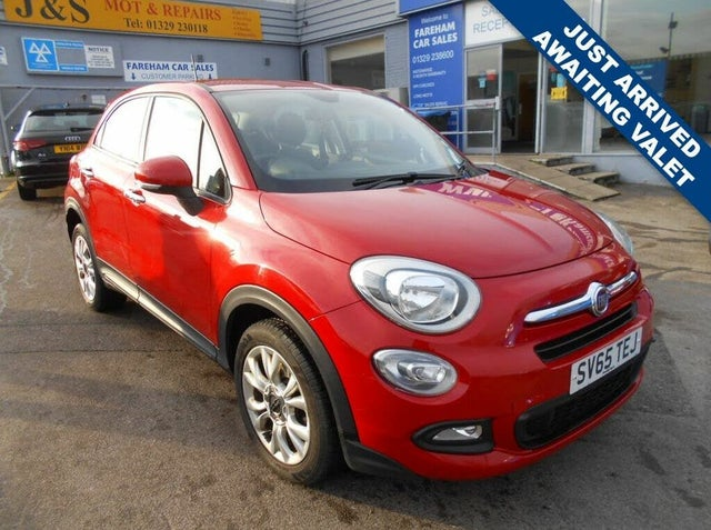 2016 Fiat 500X 1.3MultiJet Pop Star (65 reg)