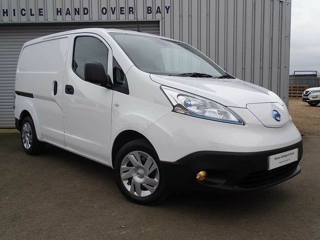 2017 Nissan eNV200 E Acenta Rapid Plus Panel Van (67 reg)