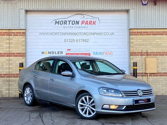 2014 Volkswagen Passat 2.0TDI Executive (140ps) (s/s) Saloon 4d (14 reg)