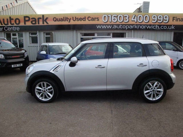 2014 MINI Countryman 1.6TD Cooper D Business Edition (14 reg)