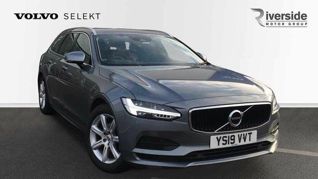2019 Volvo V90 2.0TD D4 Momentum (19 reg)