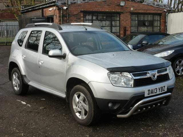 2013 Dacia Duster 1.5D Laureate (107bhp) (13 reg)