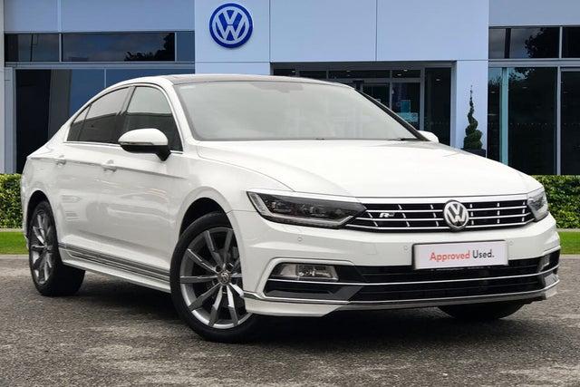2017 Volkswagen Passat 2.0TDI R-Line (150ps) (BMT)(s/s) Saloon 4d DSG (18 reg)