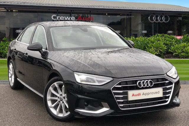 2019 Audi A4 (69 reg)