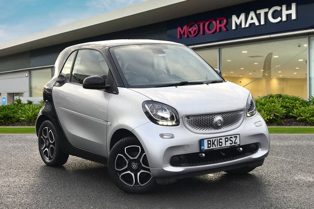 2016 Smart fortwo 1.0 Prime (70bhp) (Premium)(s/s) Coupe (16 reg)