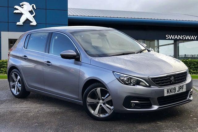 2019 Peugeot 308 1.2 PureTech Allure (110bhp) (19 reg)