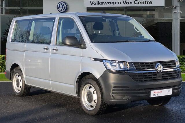 2020 Volkswagen Transporter Shuttle 2.0TDI T32 S BMT SWB (110ps) (Eu6dT-E) (70 reg)