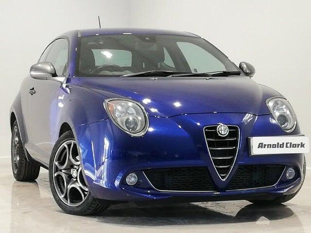 2016 Alfa Romeo MiTo 0.9 QV Line (66 reg)