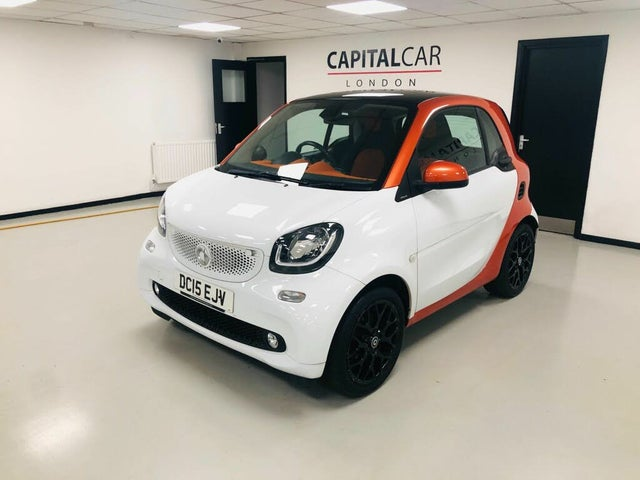 2015 Smart fortwo 0.9 Edition 1 (15 reg)