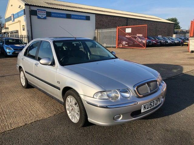 2003 Rover 45 1.8 iXL (53 reg)