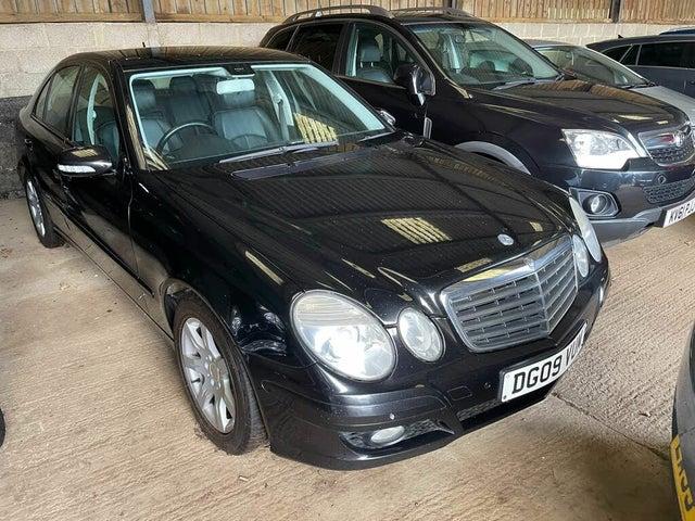 2009 Mercedes-Benz E-Class 2.1TD E220 Executive SE auto (09 reg)