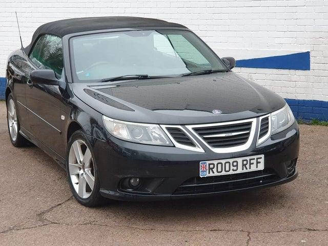 2009 Saab 9-3 2.0 Vector Sport 1.8t Convertible 2d (09 reg)
