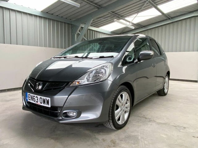 2013 Honda Jazz 1.4 EX CVT (63 reg)