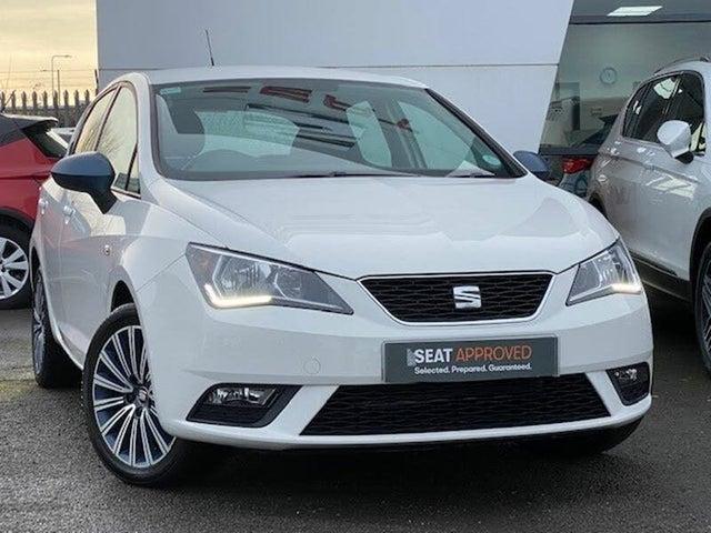 2016 Seat Ibiza 1.2 TSI Connect Hatchback 5d (65 reg)