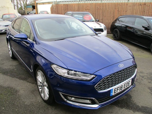 2018 Ford Mondeo 2.0TDCi Vignale (210ps) Hatchback Powershift (18 reg)