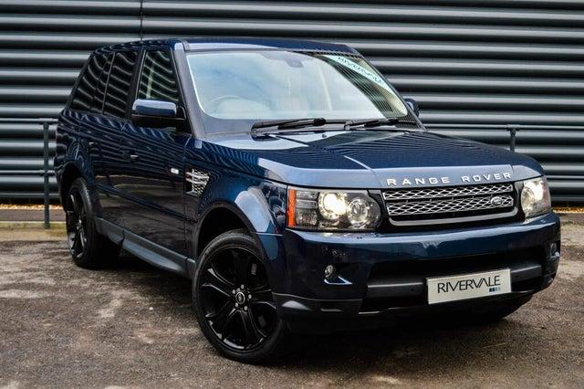 2013 Land Rover Range Rover Sport 3.0TDV6 HSE Black Edition (13 reg)
