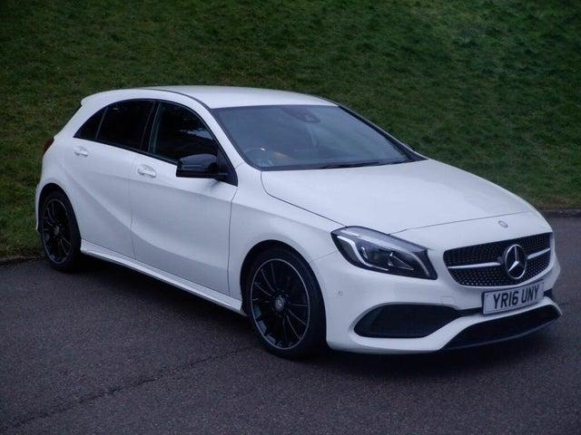 2016 Mercedes-Benz A-Class 2.1d A200d AMG Line (136ps) (Premium)(s/s) 7G-DCT (16 reg)