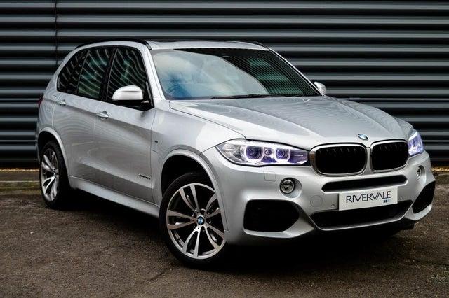 2017 BMW X5 3.0TD xDrive30d M Sport (66 reg)