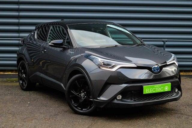 2018 Toyota C-HR 1.8 VVT-i Dynamic (68 reg)