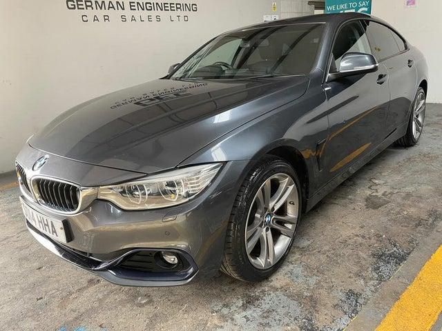 2014 BMW 4 Series 2.0TD 420d xDrive Sport (s/s) Gran 4d (14 reg)