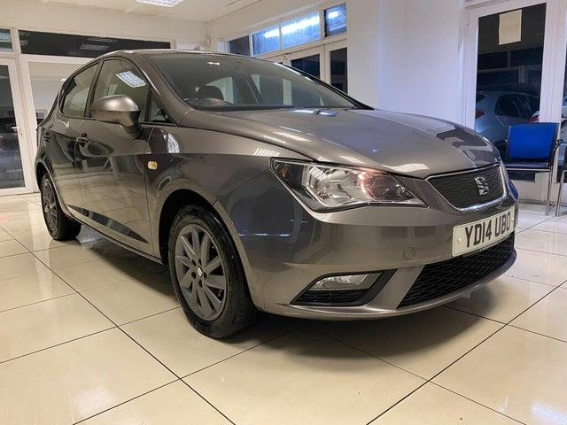 2014 Seat Ibiza 1.2TD SE CR Hatchback 5d (14 reg)